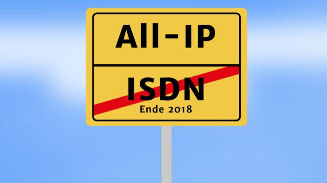 All in mit All-IP